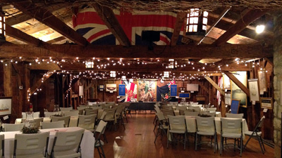 Navy Hall Rental