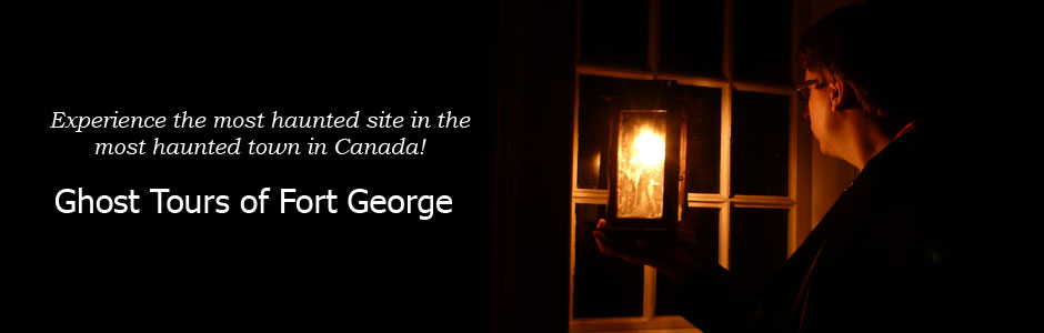 Ghost Tours of Fort George